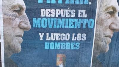 La ciudad amaneció un con fuerte mensaje al Gobierno: «¡Déjense de joder!»