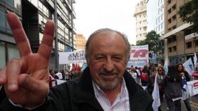 Hugo Yasky: «No tengo dudas de que vamos a preservar la unidad del Frente de Todos»