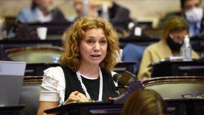 Karina Banfi: «El Congreso debe explicar la filtración de datos personales del RENAPER»