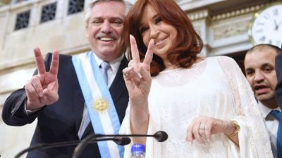 Cristina Fernández y el Presidente convocaron a movilizarse el 17de Octubre