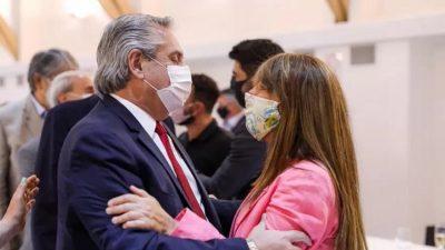 Gabriela Cerruti dejó el Congreso para ser portavoz de Alberto Fernández