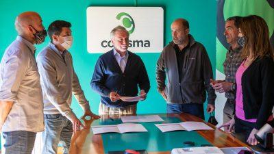 NEUQUÉN – La Legislatura y Cotesma avanzan en la concreción de un centro tecnológico en San Martín de los Andes