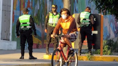 Piden que el Gobierno nacional implemente medidas para garantizar la seguridad vial de ciclistas