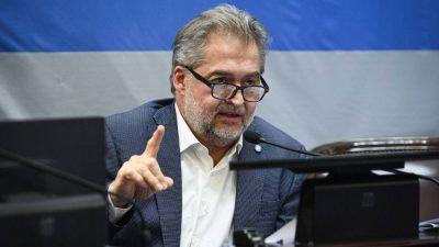 Senador Mirabella habló sobre la seguridad en Santa Fe y la llegada de los Gendarmes a Rosario
