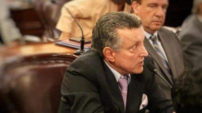 """ENTRE RÍOS – Corrupción: """"Rápidamente la Justicia debe determinar si hay culpables"""", dijo Zacarías"""
